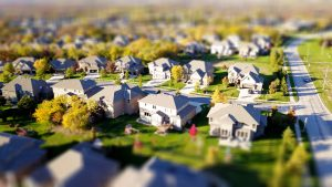 best realtors in lexington ky and aerial neighborhood photo