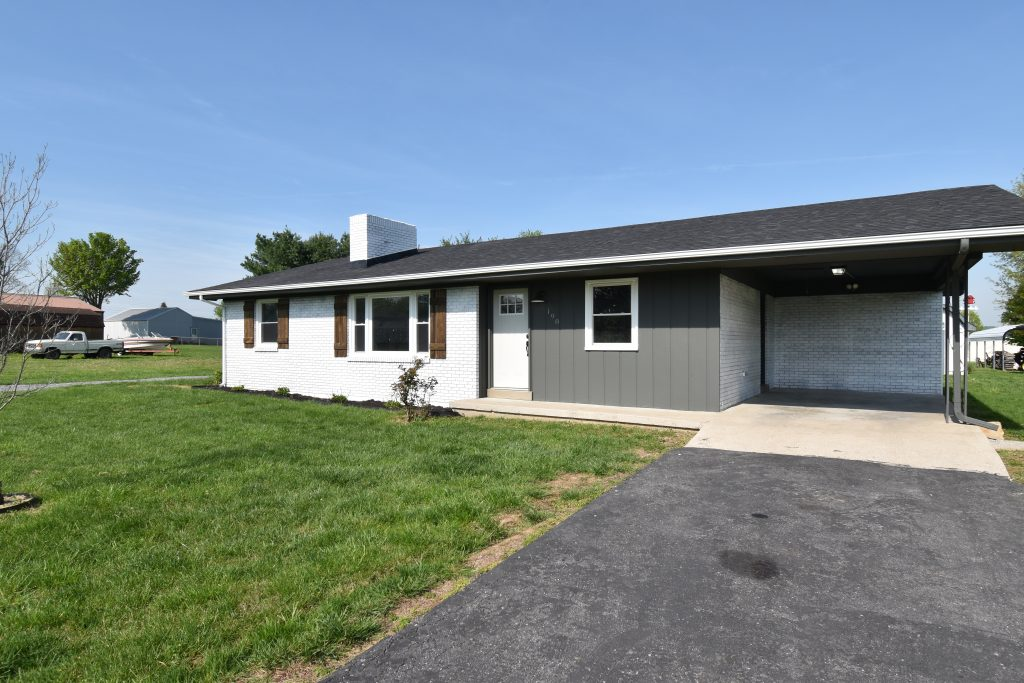 Remodeled Ranch Home